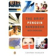 Brief Penguin Handbook with Exercises  Value Pack (includes MyCompLab NEW with E-Book Student Access& 80 Readings for Composition )