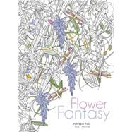 Flower Fantasy Poster Pad