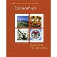 Essential Foundations of Economics and MyEconLab Student Access Code Card