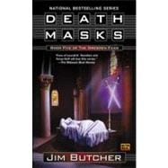 Death Masks Book Five of The Dresden Files