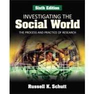 Investigating the Social World : The Process and Practice of Research