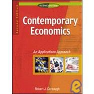 Contemporary Economics An Applications Approach The Wall Street Journal Edition