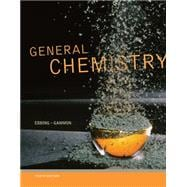 Study Guide for Ebbing/Gammon's General Chemistry, 10th Edition