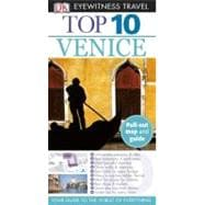 Eyewitness Travel Guides Top Ten - Venice
