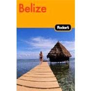 Fodor's Belize 3rd Edition