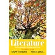 Literature An Introduction to Reading and Writing, Compact Edition with NEW MyLiteratureLab -- Access Card Package