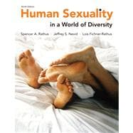 Human Sexuality in a World of Diversity (paper) Plus NEW MyPsychLab with eText -- Access Card Package