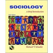 Sociology: A Brief Introduction with Testprep CD-ROM
