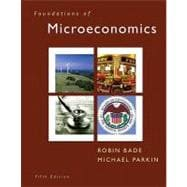 Foundations of Microeconomics and MyEconLab Student Access Code Card