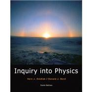 Inquiry into Physics (with InfoTrac 1-Semester Printed Access Card)