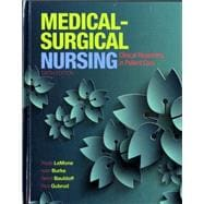 Medical-Surgical Nursing Clinical Reasoning in Patient Care