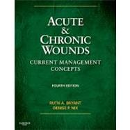 Acute and Chronic Wounds : Current Management Concepts