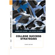 College Success Strategies Plus NEW MyStudentSuccessLab Update -- Access Card Package