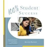100% Student Success, 2nd Edition