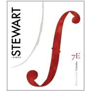 Student Solutions Manual (Chapters 10-17) for Stewart�s Multivariable Calculus, 7th