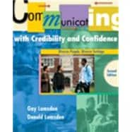 Communicating With Credibility and Confidence