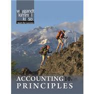Accounting Principles 10E with WP SA 5.0 Set