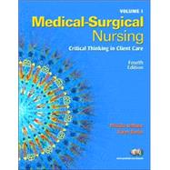 Medical Surgical Nursing Volumes 1 & 2, Package