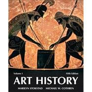 Art History, Volume 1 Plus NEW MyArtsLab  -- Access Card Package