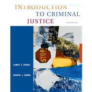 Introduction to Criminal Justice (with CD-ROM and InfoTrac)