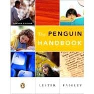 Penguin Handbook (clothbound), The (with Essential Study Card for Grammar and Documentation)