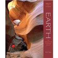 Earth : An Introduction to Physical Geology Value Pack (includes Exercises in Physical Geology and Student Lecture Notebook)