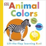 Animal Colors 9781465429469R