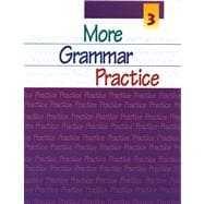 More Grammar Practice 3