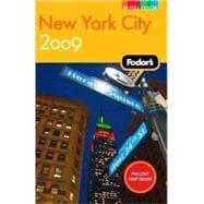 Fodor's New York City 2009