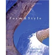 Form & Style: Research Papers, Reports, Theses