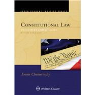 Constitutional Law: Principles & Policies 5e