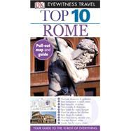Eyewitness Travel Guides Top Ten - Rome