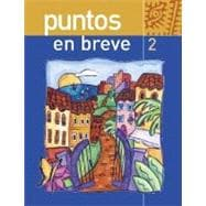 Puntos en breve (Student Edition) + Bind-In OLC passcode card