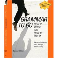Grammar to Go : How It Works and How to Use It