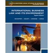 International Business Law and Its Environment, 8th Edition