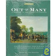 Out of Many: A History of the American People : Brief Edition
