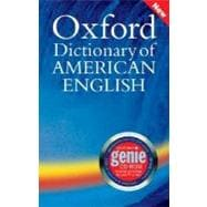 Oxford Dictionary of American English paperback