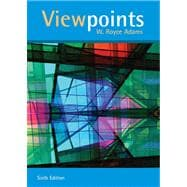 Viewpoints : Readings Worth Thinking and Writing About