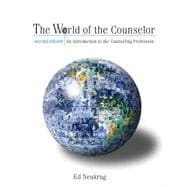 The World of a Counselor With Infotrac: An Introduction to the Counseling Profession