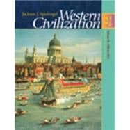 Western Civilization Volume B: 1300-1815 (Chapters 11-19, with InfoTrac)