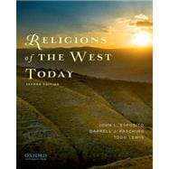 Religions of the West Today
