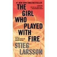 The Girl Who Played With Fire 9780307949509R