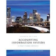 Accounting Information Systems : A Practitioner Emphasis
