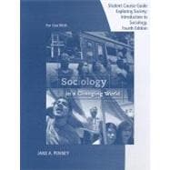 Student Telecourse Guide for Kornblum's Sociology in a Changing World, 9th