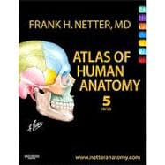 Atlas of Human Anatomy (Book with Access Code)