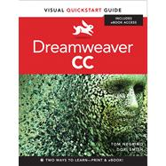 Dreamweaver CC Visual QuickStart Guide
