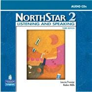 NorthStar, Listening and Speaking 2, Audio CDs (2)