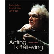 Acting Is Believing, 11th Edition