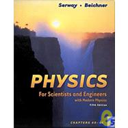 Modern Physics Supplement for Serway/Beichner/Jewett's Physics for Scientists and Engineers, 5th