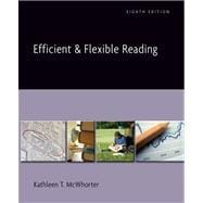Efficient and Flexible Reading (with MyReadingLab) Value Package (includes Longman Reader's Journal)